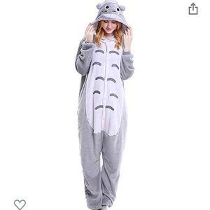 Super Soft Totoro Onesie